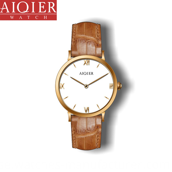 Hot stylish fashionable classic analog watch